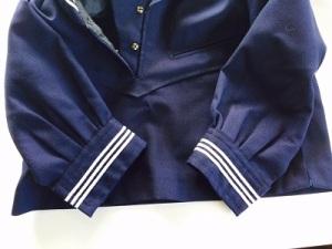 制服袖全体